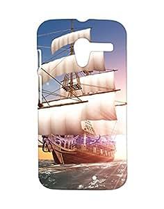 Mobifry Back case cover for Motorola Moto X 1st generation Mobile (Printed design)