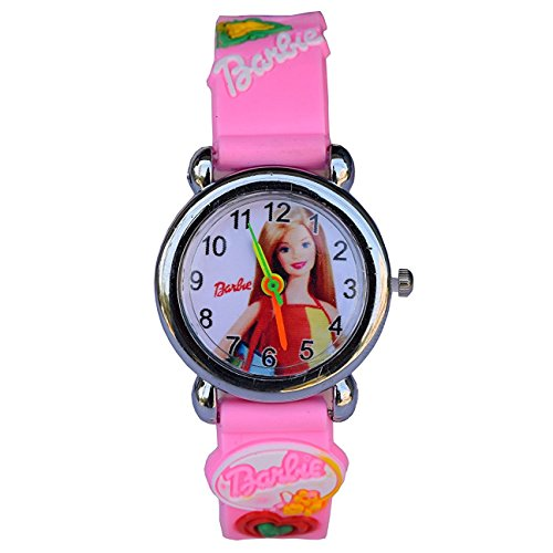 nubela new barbie girl pink colour analogue watch for girls - 41DBd1V5o4L - Nubela New Barbie Girl Pink Colour Analogue Watch For Girls home - 41DBd1V5o4L - Home