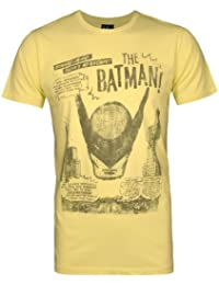Junk Food Batman No Escape Men's T-Shirt