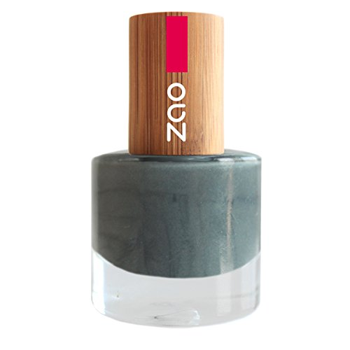 Zao Vernis à ongles - Zao Vernis à ongles 649 Gris