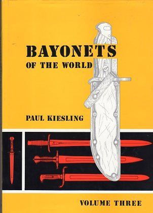 Bayonets of the world. Volume 3.