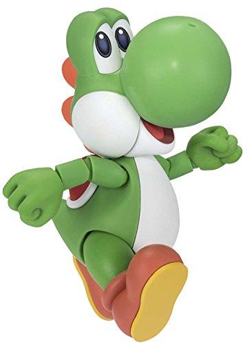 Spielzeug-action-figuren Mario (Bandai Tamashii Nationen S.H. Figuarts Yoshi
