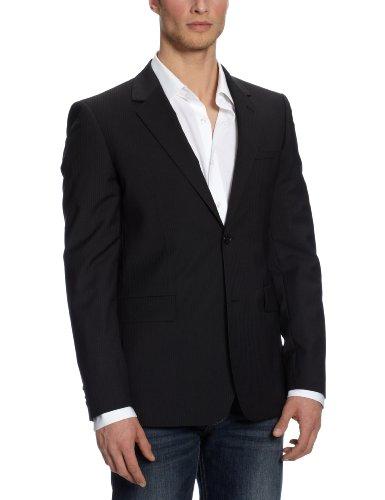 Mexx - Veste de costume - Homme Noir - Black - Schwarz (black 001)