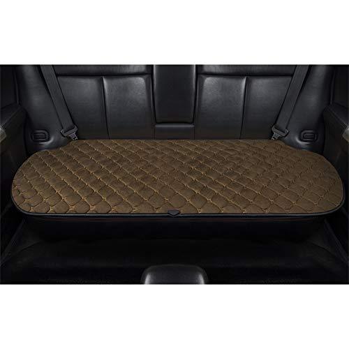 Preisvergleich Produktbild RRGB Auto Heizung Kissen 12 V Auto Winter Warm Plüsch Auto Matte Auto Universal Elektrische Heizung Sitzkissen, Coffee-2