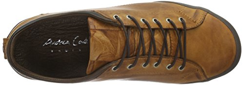 Andrea Conti 0342725, Baskets Basses Femme Marron - Braun (Cognac Kombiniert 134)