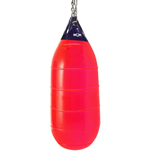 Hydroblast Wasser schwere Taschen, unisex - erwachsene, Ringside, rot, 153 lb