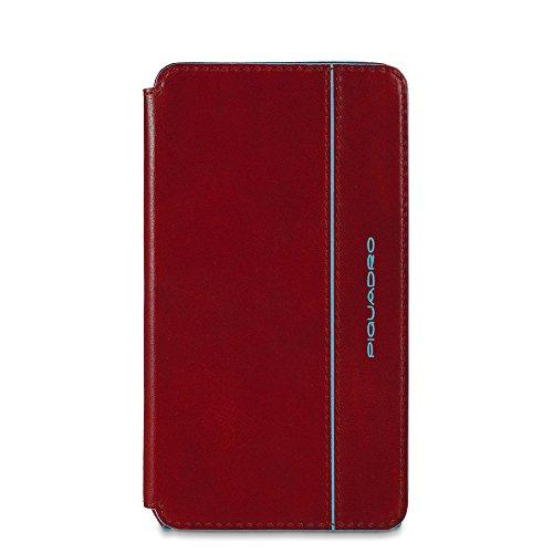 Piquadro Handy-Typ Flip für iPhone 6Plus, rot Flip-typ