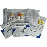 2 x GP Home STI STD Screening Kit Pack - Chlamydia, Gonorrhoea & Syphilis Tests