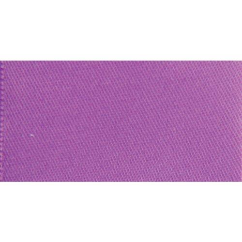 Wrights 243/4Yd Single Fold Satin Decke Bindung, Grape -