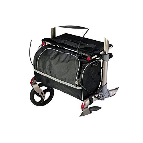 Tasche für Rehaforum Actimo Premium Rollator schwarz