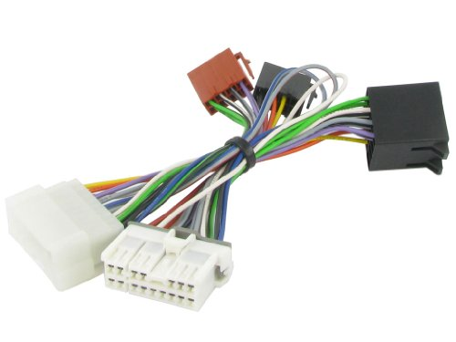 Connects2ct10hy02ISO T-Kabelbaum Kabel (Hyundai Kabelbaum Sonata)