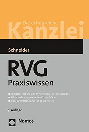 Nomos RVG Praxiswissen