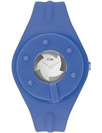 amazon co uk thin watches watches storm men s cam x blue watch 47059 b shuter
