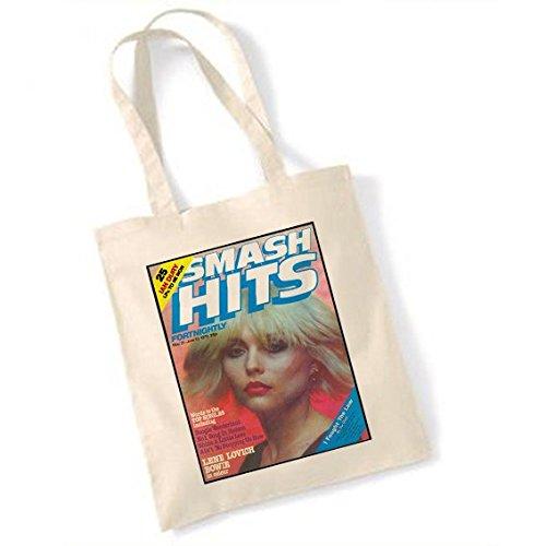 1979 Smash Hits Journal avec Blondie Debbie Harry sur la housse sac fourre-tout