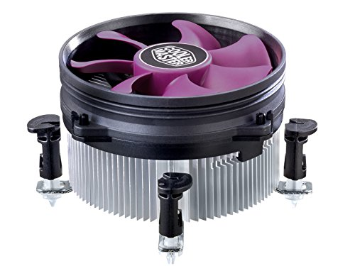 Cooler Master XDream i117 - Ventiladores CPU 'Cross