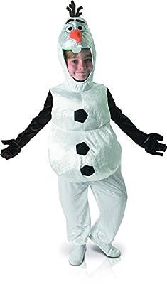 Disney El reino del hielo Niños Olaf costume 2015 Collection - Blanco de Rubies
