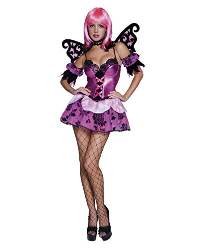 Elfen Garten Kostüm - Horror-Shop Sexy Garten Elfen Kostümierung