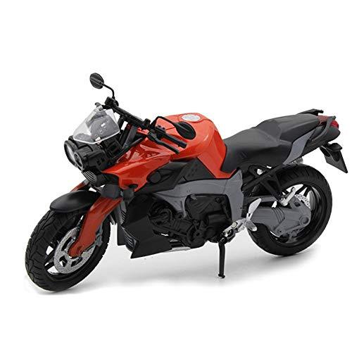 Biback Boy Kinder Spielzeugauto 1:12 für Motorrad Modell Simuliert K1300R Fahrzeug Legierung Kraftstofftank Lokomotive