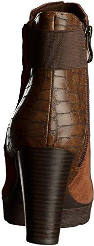 Marco Tozzi Premio Damen 25463 Kurzschaft Stiefel Cognac