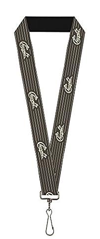Chevrolet Automobile Company Retro Stripes Logo Lanyard