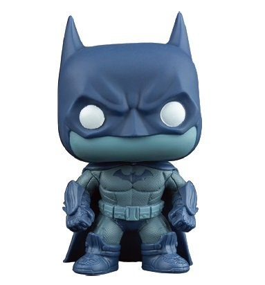 Preisvergleich Produktbild Funko - Figurine Batman Arkham Asylum - Detective Exclu Pop 10cm - 0849803066109