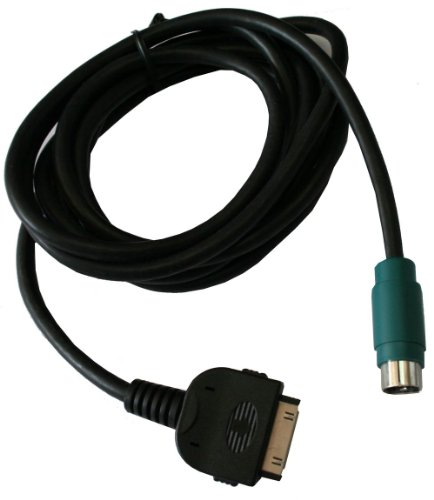Cable IPOD pour Autoradio Alpine.
