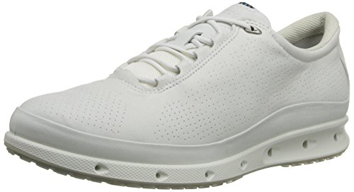 Ecco Damen Cool Outdoor Fitnessschuhe, Weiß (1007white), 40 EU