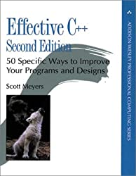 Effective C++: 50 Specific Ways to Improve Your Programs and Design: 50 Specific Ways to Improve Your Programs and Designs (Professional Computing)