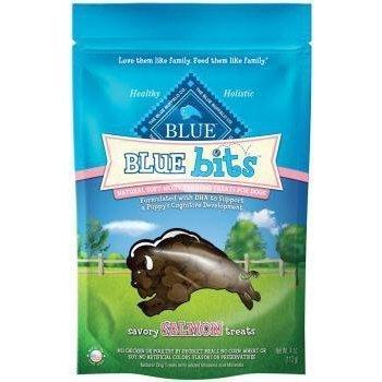 Buffalo BLUE Bits Savory Salmon Natural Soft-Moist Training Treats, 8oz