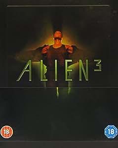 Alien 3  - Limited Edition Steelbook [Blu-ray] [Region Free]