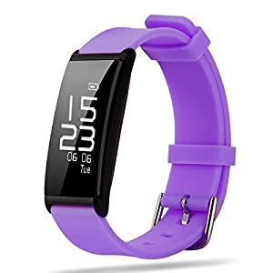 DANILE Großer Bildschirm Berührt Herzfrequenz Blutdruck Blut Sauerstoff Bewegung Intelligenz Sport Armband