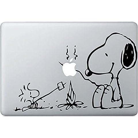 Aire Pro Apple MacBook SNOOPY WOODSTOCK + + + cacahuetes calcomanía etiqueta engomada de la piel