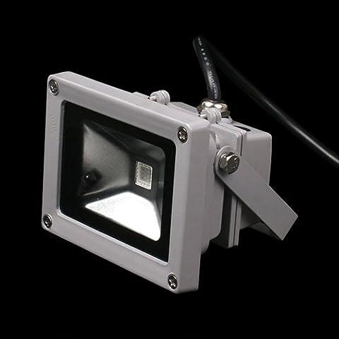 10/20/30/40/50W LED RGB Flutlicht Strahler Fluter Ausschalten Memory+Akku