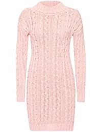 The Home of Fashion - Robe - Manches Longues - Femme
