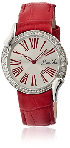 bertha-br2507-olive-ladies-watch