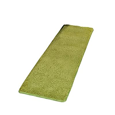 Nunubee Fluffy Rugs Anti-Skid Shaggy Area Dining Room Home Carpet Floor Mat - low-cost UK light store.