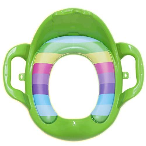 Chaise Assise Chaise De Bureau Chaise De Toilette pour Enfants Toilettes Universelle Portable Coussin Auxiliaire Hommes Et Femmes Siège De Toilette pour Bébé (38 * 40Cm)
