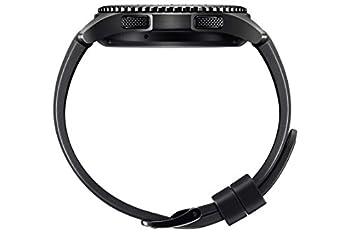 Samsung Sm-r760ndaadbt Gear S3 Frontier Smartwatch (3,3 Cm (1,3 Zoll) Display, Nfc, Bluetooth, Wlan, Tizen Os, Mit Silikon-armband) 5