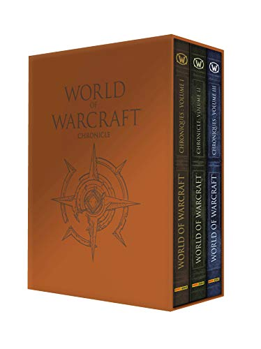 World of Warcraft Chroniken 1-3 Schuber (Warcraft-roman Of World)