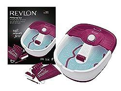 Revlon Pro RVFB7021PE Pediprep Spa - Sprudelfußbad und Massage