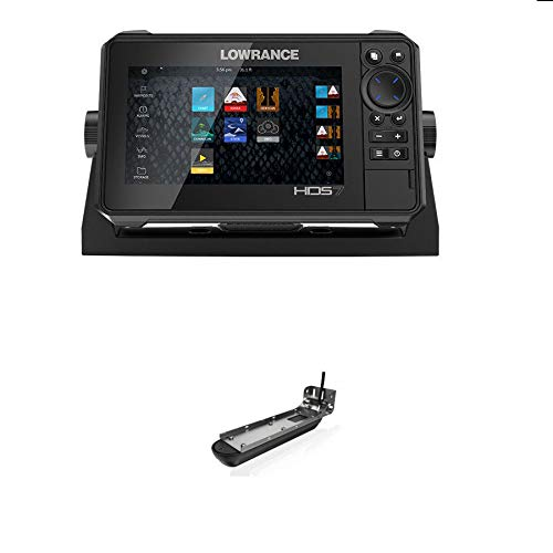 LOWRANCE HDS-7 LIVE Row mit Active Imaging 3-IN-1 Art.-Nr.: 000-14419-001 (Hds Lowrance)