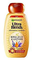 Garnier Ultra Blends Royal Jelly and Lavender Shampoo, 340ml