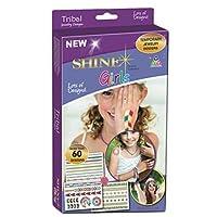 Shine For Girls SG-TRIBAL Tattoo Pack, Multi Color