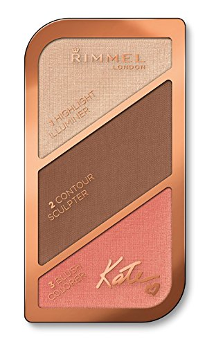 RIMMEL LONDON Kate Sculpting Face Kit - Golden Bronze