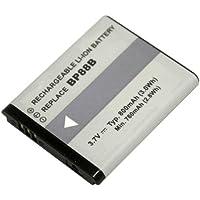 Power Smart® 800mAh Cámara Digital batería para Samsung MV900F, BP88B