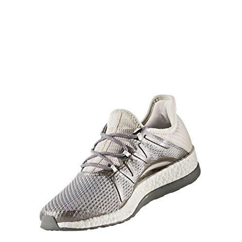 adidas Pureboost Xpose, Scarpe da Fitness Donna Grigio (Griuno/Gritre/Ormetr)