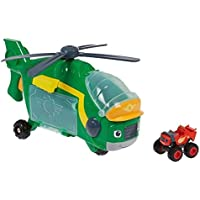 Blaze and the Monster Machines Monster Copter Swoops with Die-Cast Pilot Blaze by Fisher-Price