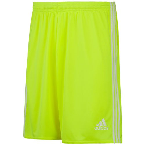 Adidas Herren REGISTA 14 Shorts – Orange, Herren, Electricity|White Orange Soccer Net