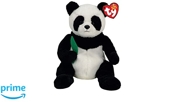 TY Manchu the Panda Bear Beanie Baby  Amazon.co.uk  Toys   Games 83b2f8d23521