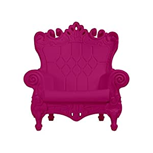 Design of Love Little Queen of Love Baby Armchair Sweet Fuchsia